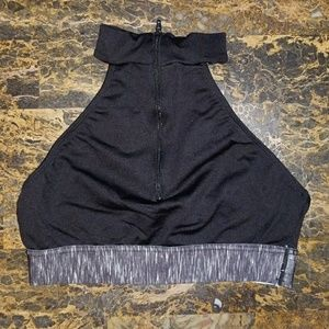 Motion Ware Black Dance Top Size Petite Adult